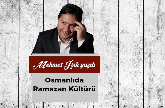 Osmanlıda Ramazan Kültürü