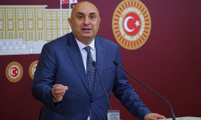 CHP'li Özkoç, Mahmut Tanal'ı ziyarete gelen 2 terörist ile alakalı konuştu