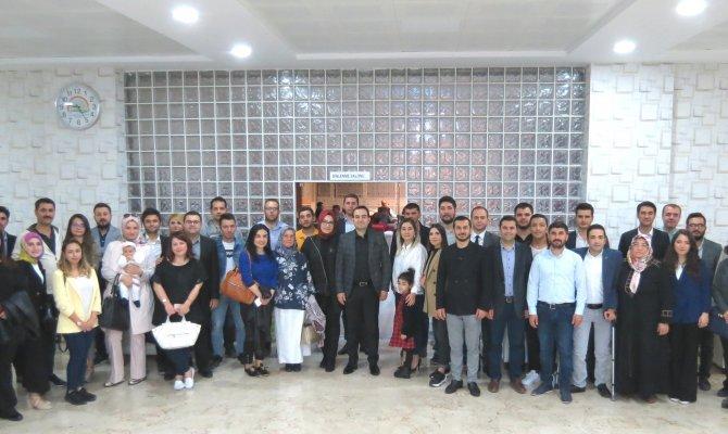 Genç Kahramanmaraşlılar Platformu İftarda Buluştu