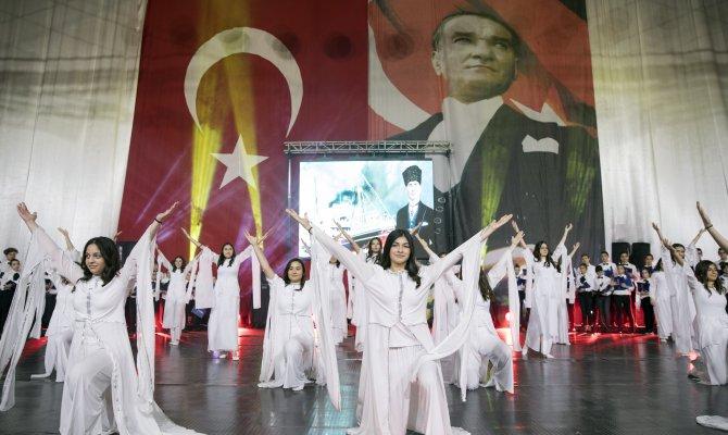 Büyük Önder, 100 Yıl Önce Samsun'da Sönmeyecek Ateş Yaktı