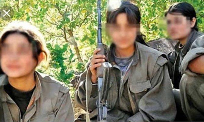 Kadın teröristlerin kaçınılmaz sonu