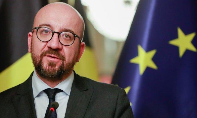 Belçika Başbakanı Michel, PS Partisi hakkında suç duyurusunda bulundu