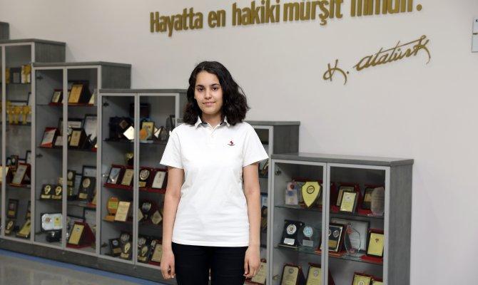 Sankolu Öğrenci Tübitak Bilim Olimpiyatları Yaz Okuluna Seçildi