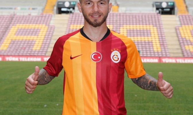 Adem Büyük Galatasaray'da