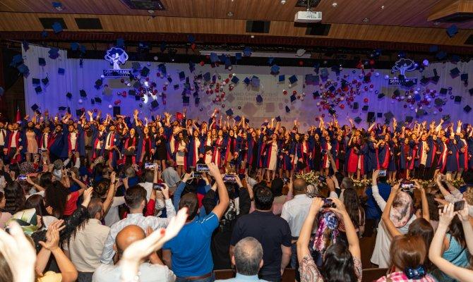 Sanko Üniversitesi'nde Mezuniyet Töreni Düzenlendi