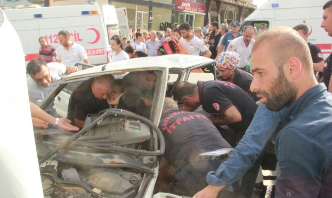 Kahramanmaraş'ta can pazarı yaşandı