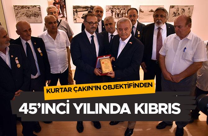 Kurtar Çakın'ın Objektifinden 45'ınci Yılında Kıbrıs