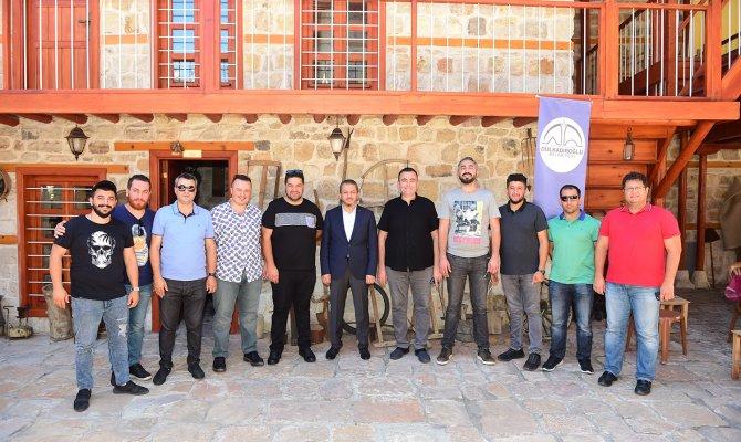 Sosyal Medya Fenomenleri Kahramanmaraş'ı Anlattı