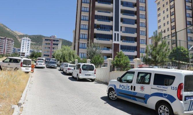 Kahramanmaraş'ta iki aile arası kavga çıktı