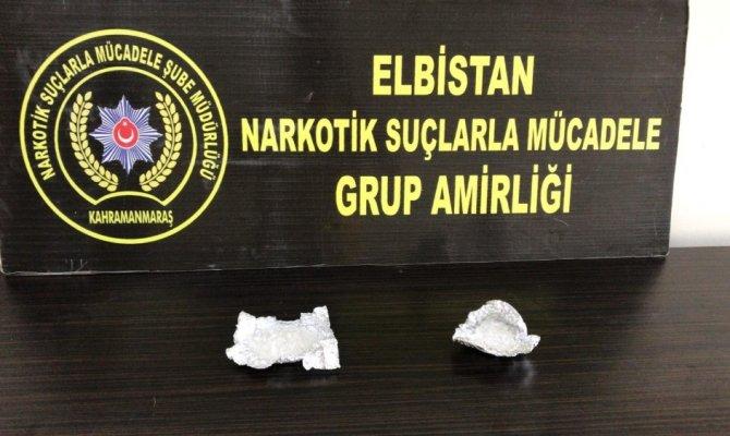 Kahramanmaraş'ta uyuşturucu operasyonuna 4 tutuklama