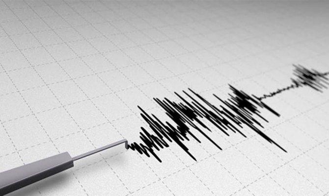 Elazığ'da 3,6 büyüklüğünde deprem