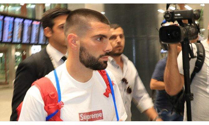 Beşiktaş'ın Portekizli yeni transferi Rebocho: Yüzde yüzümü vereceğim