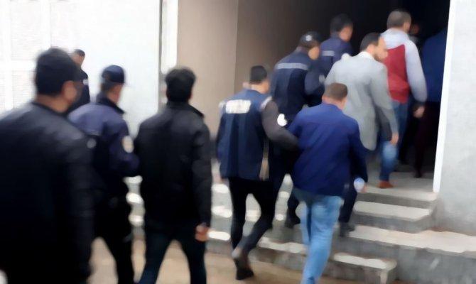 İzmir'de 6 kişiye PKK/KCK gözaltısı