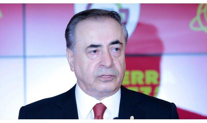 Galatasaray Kulübü Başkanı Mustafa Cengiz: Galatasaray'a karşı asimetrik bir saldırı var