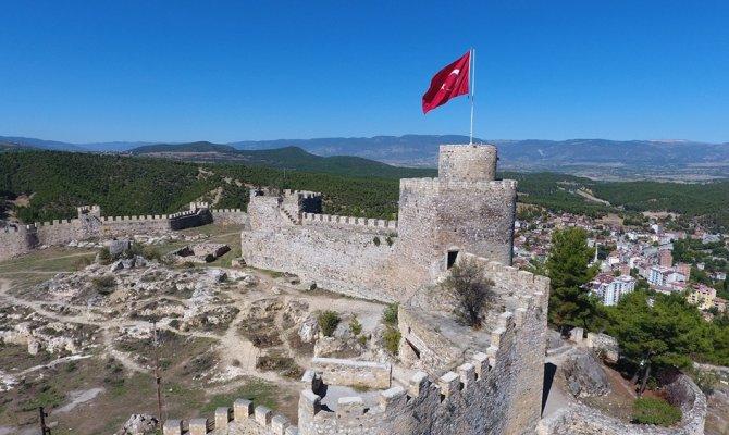 Türkiye'nin 5. görkemli kalesi: Boyabat Kalesi