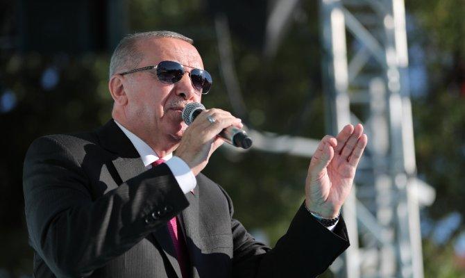 Cumhurbaşkanı Erdoğan'dan ABD'ye güvenli bölge resti
