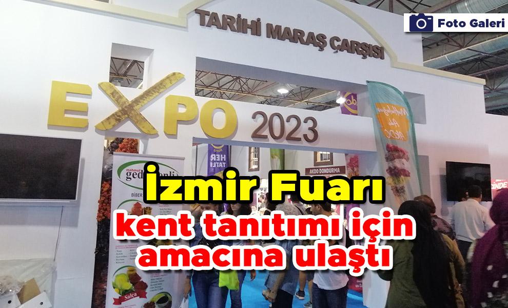 İzmir Fuarı kent tanıtımı için amacına ulaştı