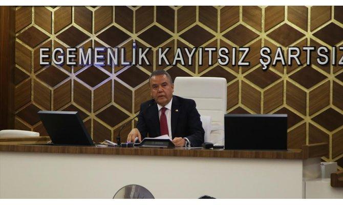 Antalya Büyükşehir Belediye Başkanı Böcek: Cumhurbaşkanı'nın davetine gideceğim