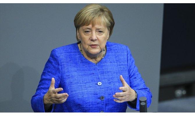 Almanya Başbakanı Merkel: ABD-Çin arasındaki çekişmenin Avrupa için köklü sonuçları var