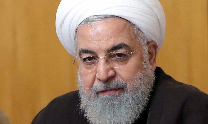 Ruhani, İdlib Zirvesi öncesi Fırat'ın doğusuna işaret etti