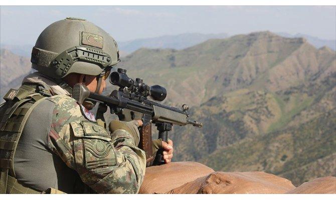 MİT ve TSK'den PKK'nın sözde istihbarat yapılanmasına darbe