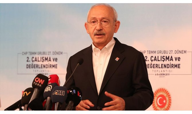 CHP Genel Başkanı Kılıçdaroğlu: Hiç kimseyi inancından, yaşam tarzından ötürü ötekileştirmeyeceğiz