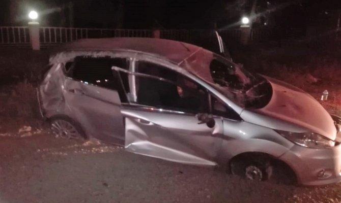 Kahramanmaraş'ta trafik kazası: 1 yaralı