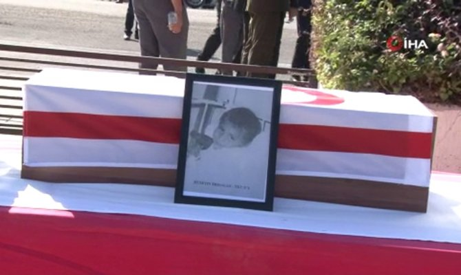 KKTC'de katliam kurbanları devlet töreniyle defnedildi