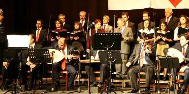 Musıki Derneğinin Konseri