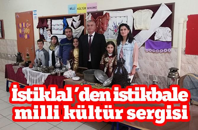 Kahramanmaraş'ta İstiklal 'den istikbale milli kültür sergisi