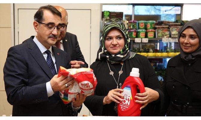 'Yerli temizlik ürünü BORON'da pazarlık yapıldı