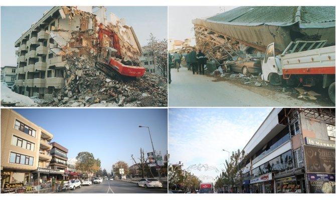 Düzce deprem sonrası yeniden doğdu