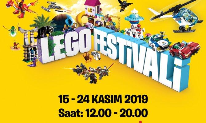 Kahramanmaraş'ta LEGO Festivali başlıyor
