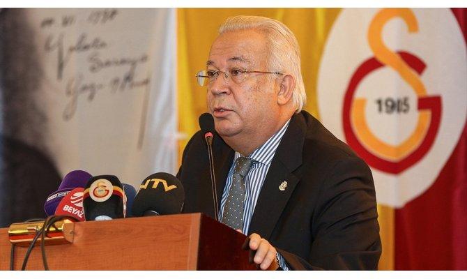 Galatasaray Kulübü Divan Kurulu Başkanı Hamamcıoğlu: Başkanlığa aday değilim
