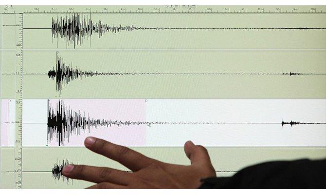 Türkiye'de yıllık ortalama 23 bin deprem oluyor