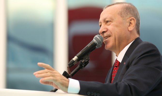 """Cumhurbaşkanı Erdoğan'dan erken emeklilik yorumu: """"Seçimi kaybetsek de yokum"""""""