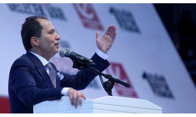 Fatih Erbakan: Siyaset, zalimin zulmüne 'dur' demek için yapılırsa ibadet olur