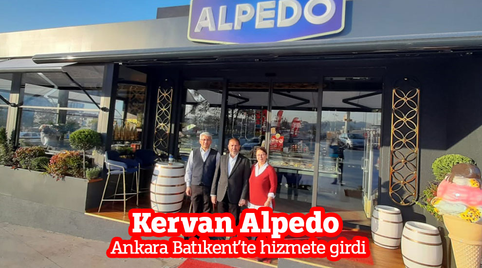 Kervan Ankara Batıkent'te hizmete girdi