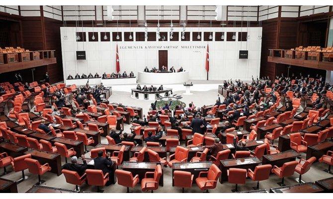 İçişleri Bakanlığına ilişkin yeni düzenlemeleri içeren teklif TBMM Başkanlığına sunuldu
