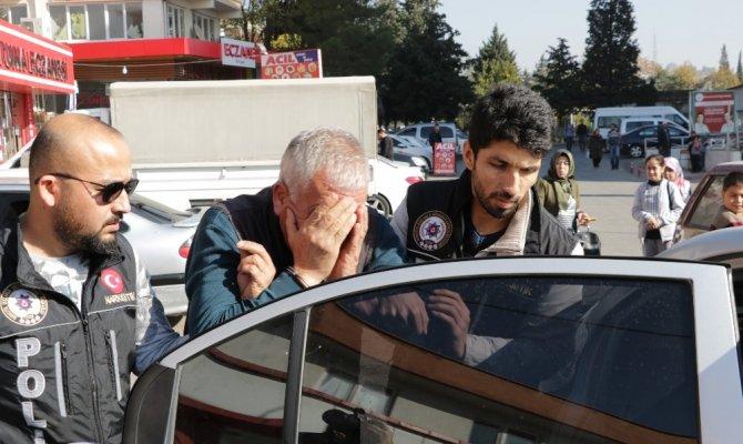 """Uyuşturucu satmaktan """"Pepe Ali"""" tutuklandı"""
