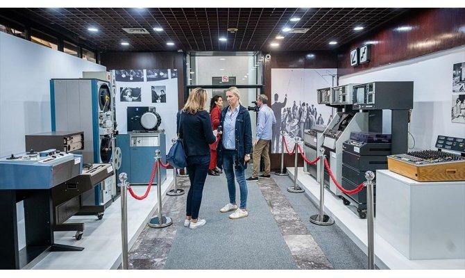 Karadağ'daki radyo ve televizyon müzesi geçmişe ışık tutuyor
