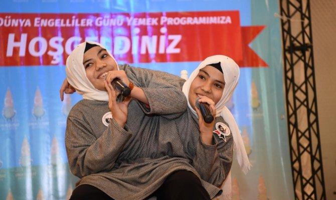 Siyam ikizlerinden Cumhurbaşkanı Erdoğan'a teşekkür