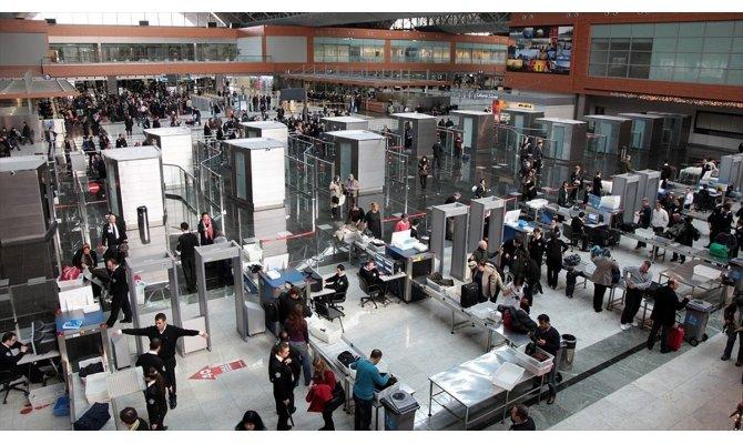 İSG 11 ayda 32 milyon 626 bin yolcuya hizmet verdi