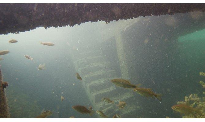 Rumkale'nin su altında kalan eşsiz güzellikleri ziyarete açılacak