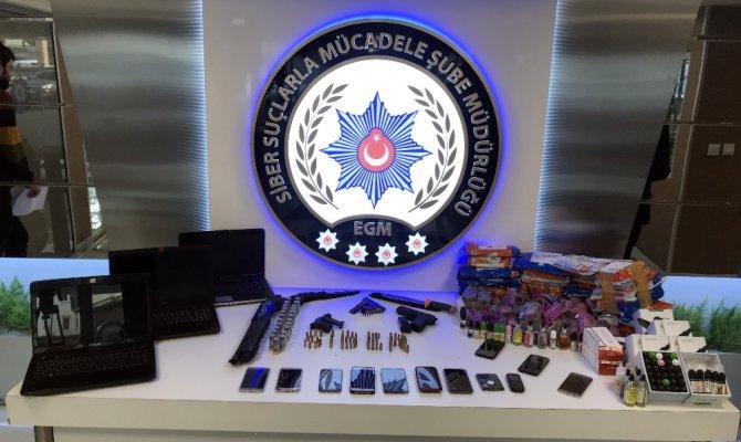 İstanbul'da elektronik sigara operasyonu