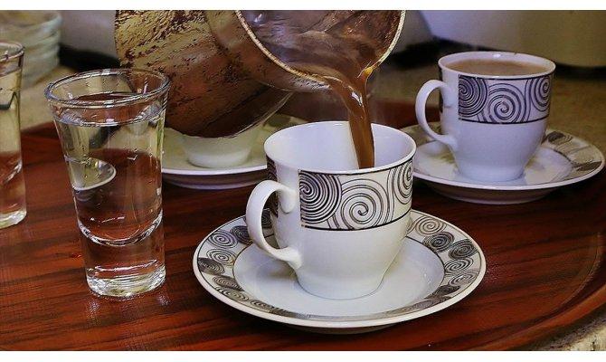 Yüksek kalitede üretilen kahve makineleri Türk kahvesini dünyaya yayacak