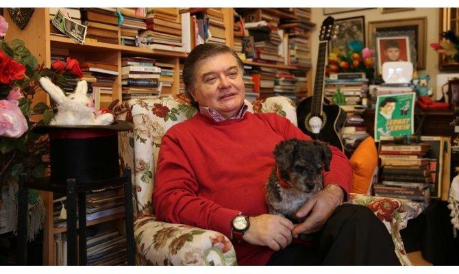 İllüzyonist Sermet Erkin yaklaşık yarım asırdır hünerlerini sergiliyor