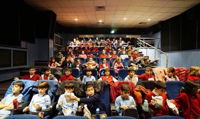 12 bin öğrenci sinema sevincini yaşadı