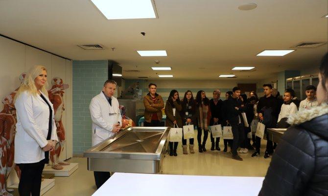 Sanko Üniversitesi'nin Liselerle Buluşması Devam Ediyor