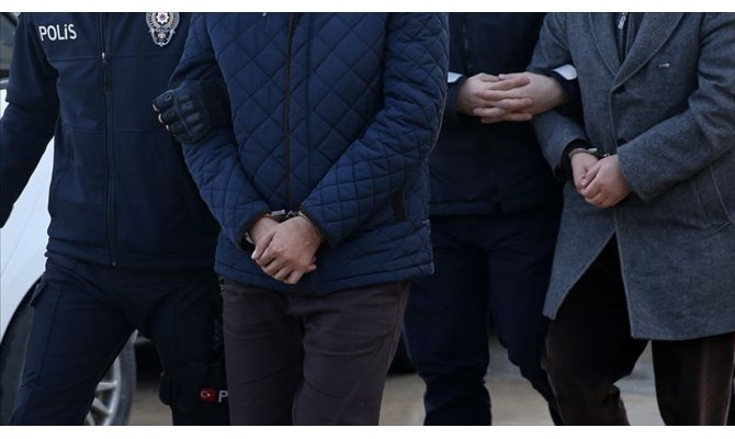 Deniz Kuvvetleri Komutanlığı FETÖ soruşturmasında 12 gözaltı
